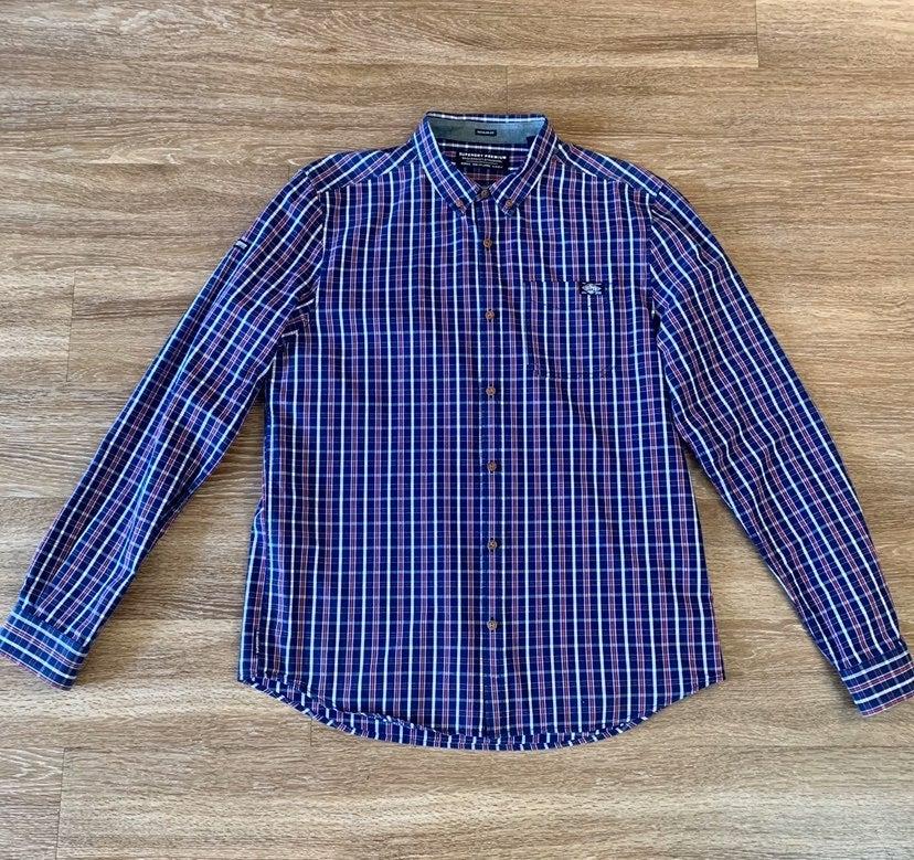 Superdry Washbasket Button Down Shirt
