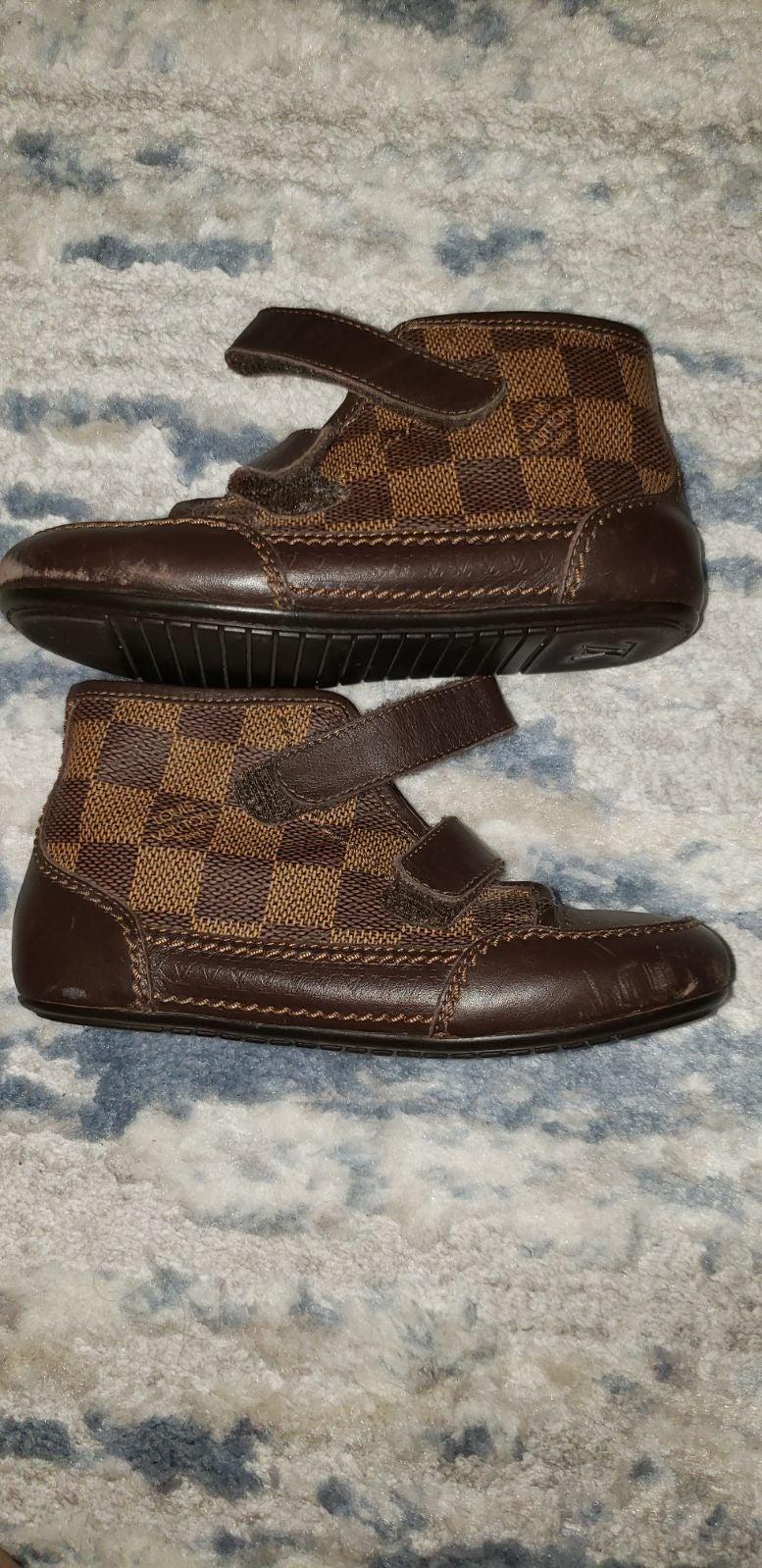 Louis Vuitton Shoes for Boys 2T-5T