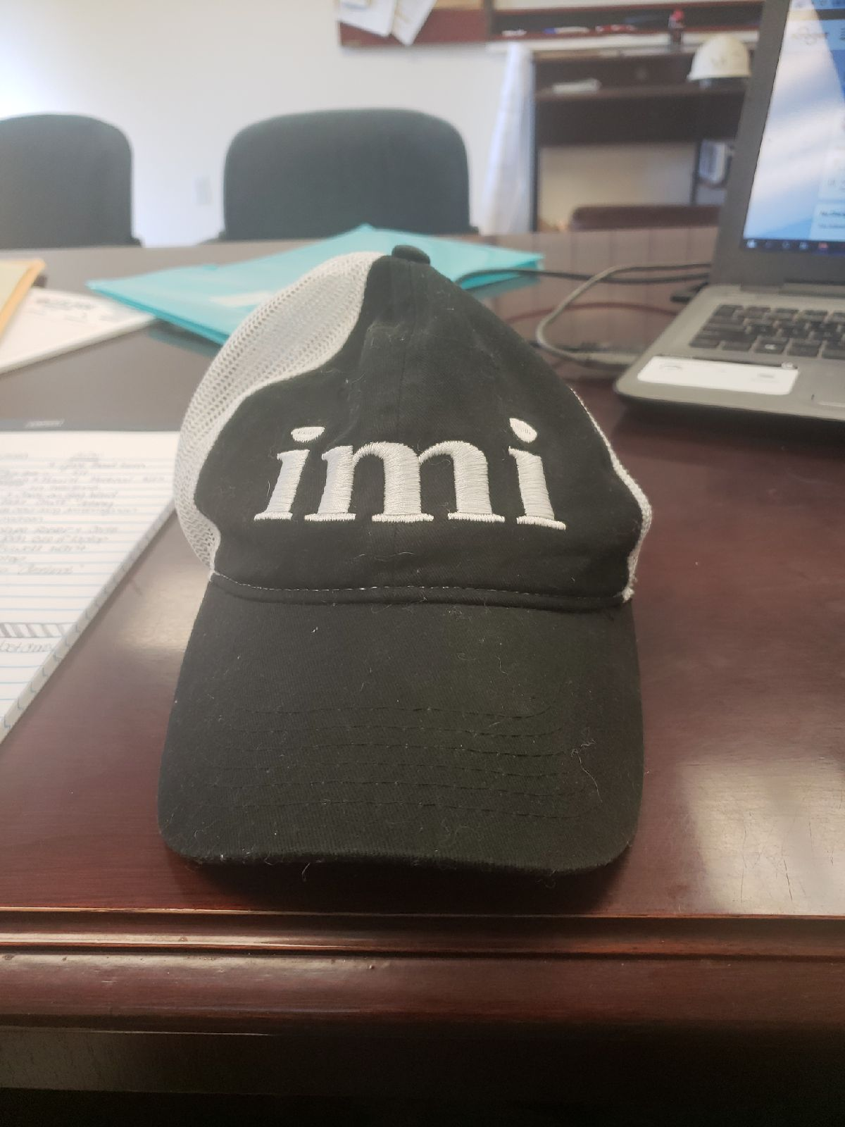 IMI Irving Materials Inc. Snapback Hat