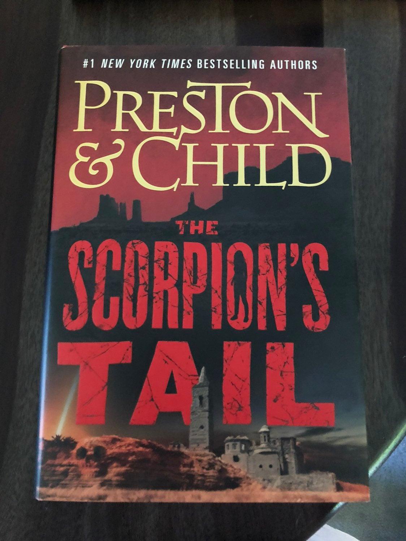 The Scorpion's Tail Preston & Child Book