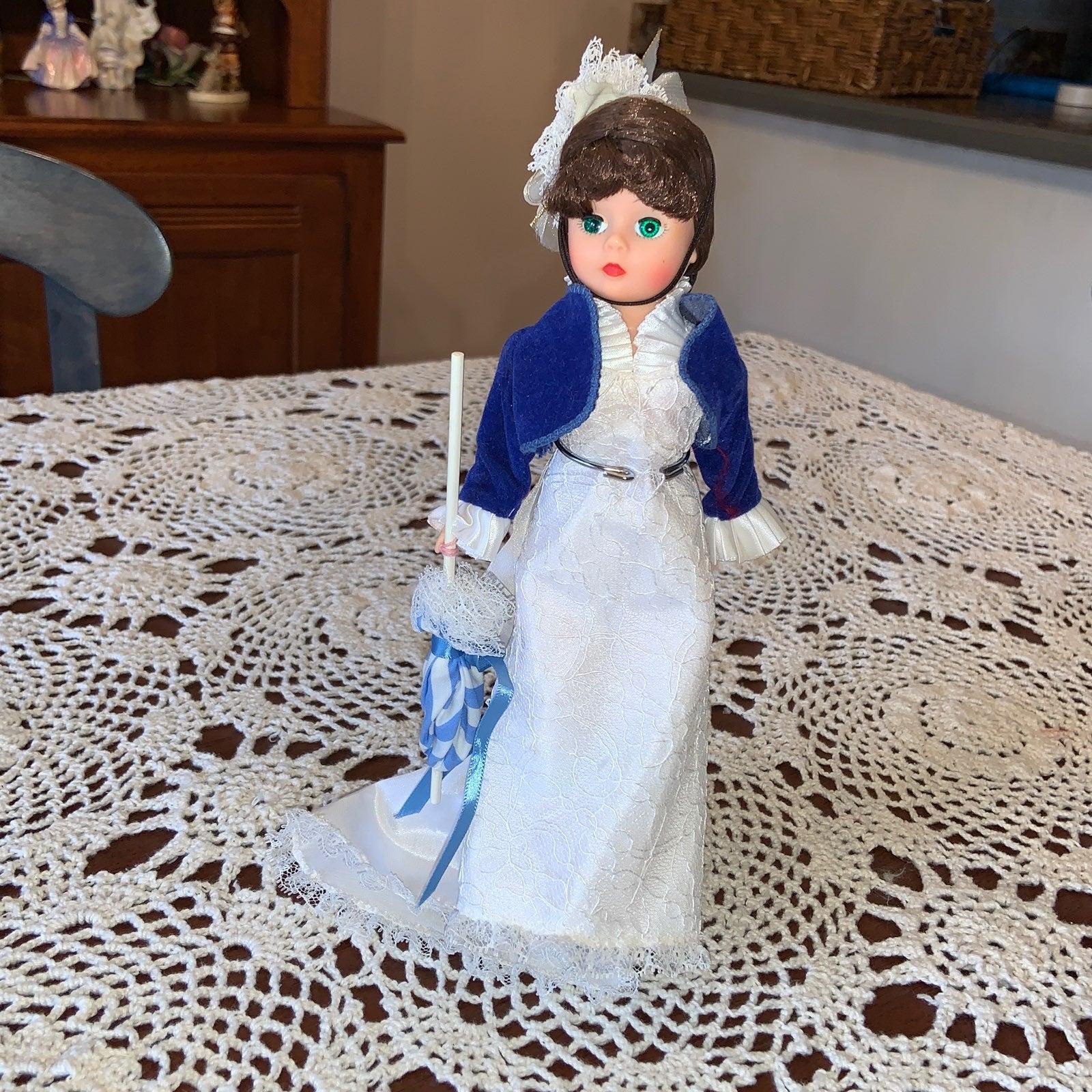 Vintage Madame Alexander Doll- Scarlett