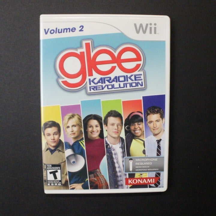 Glee Karaoke Revolution Volume 2 - Wii
