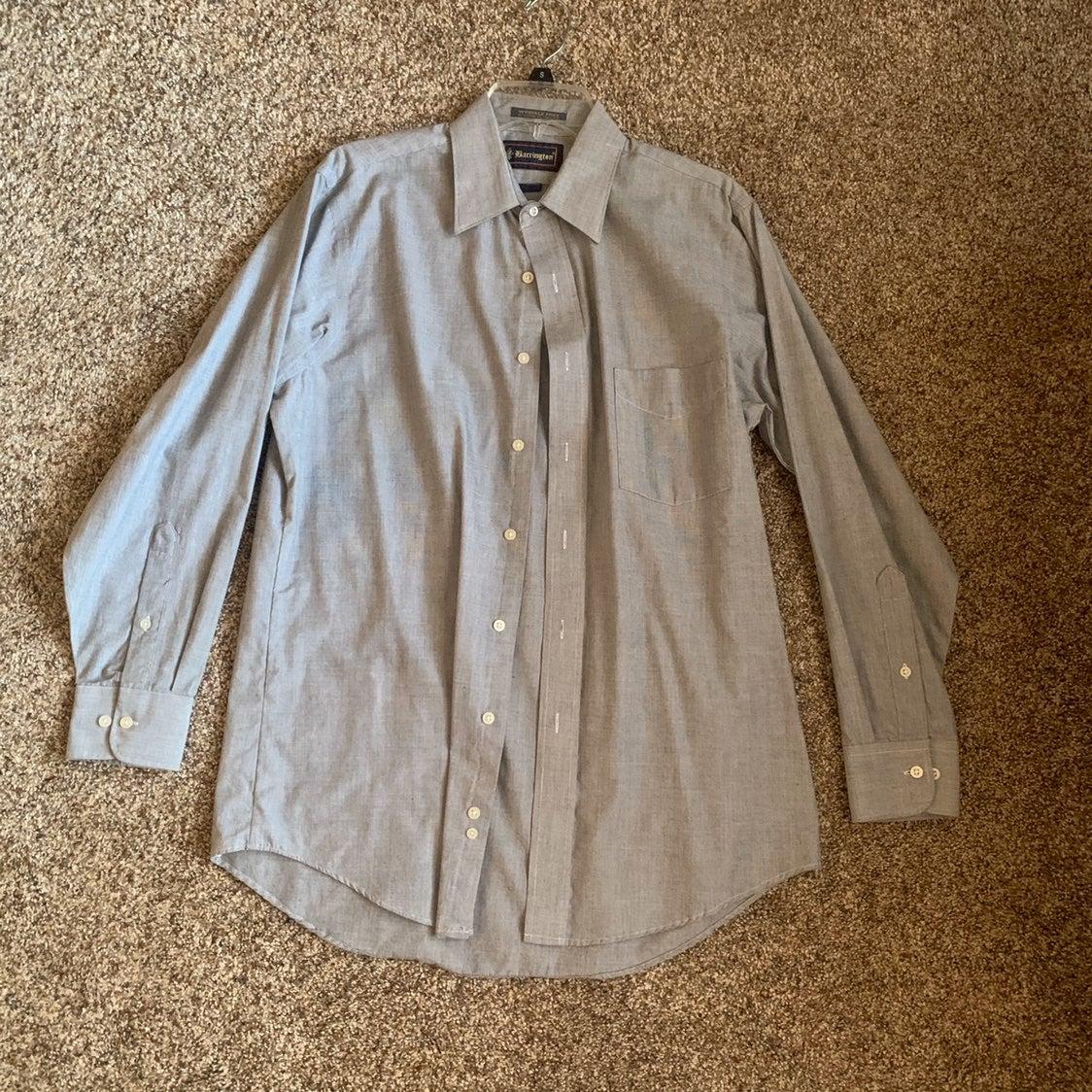 Barrington Mens Dress Shirt