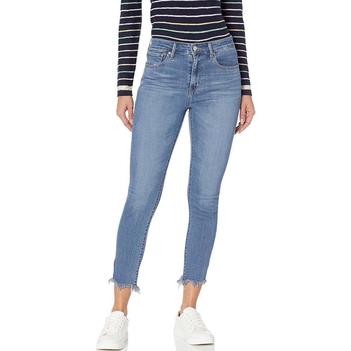 Levi's Women 721 High Rise Skinny Jeans