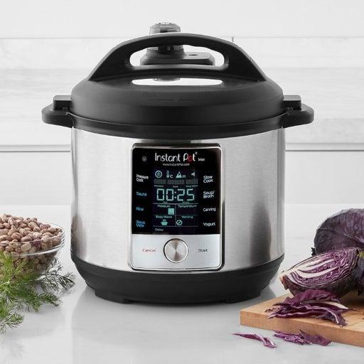 Instant Pot Max Multi-Use Programmable Pressure Cooker, 6-Qt.