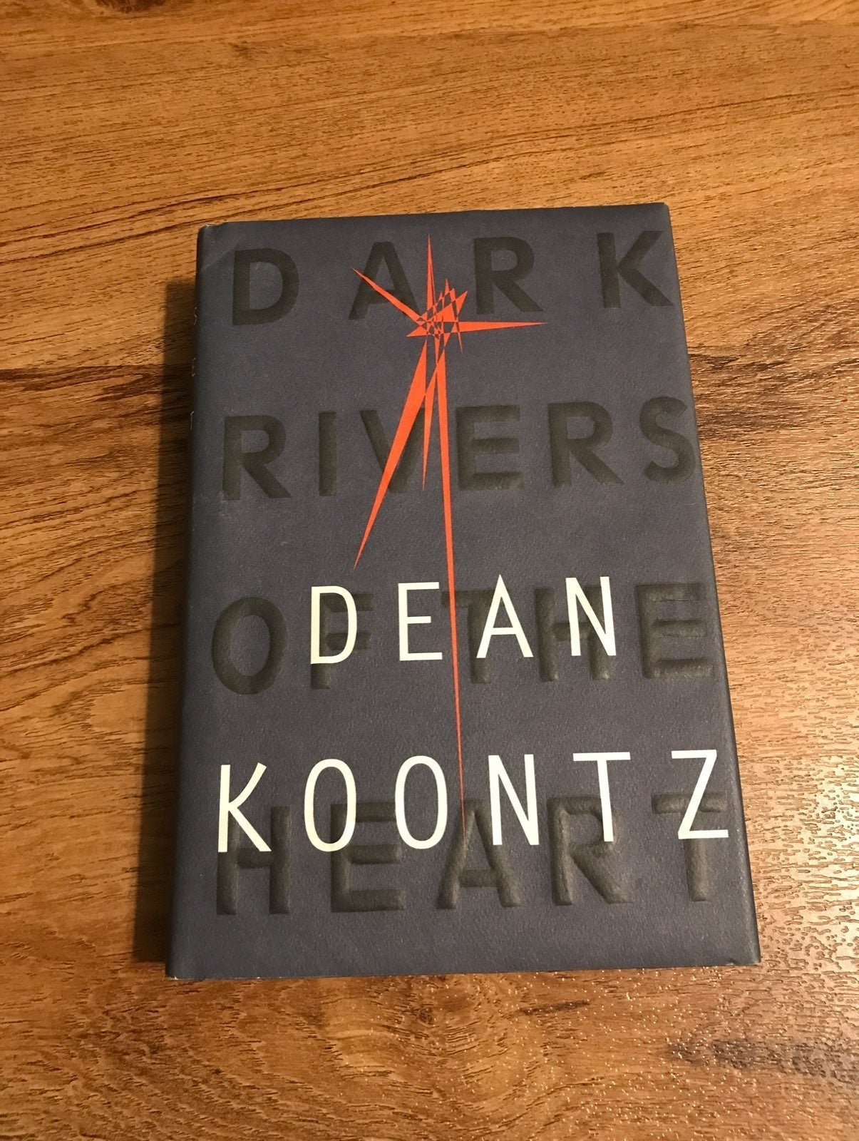 Dean Koontz Dark Rivers of the Heart