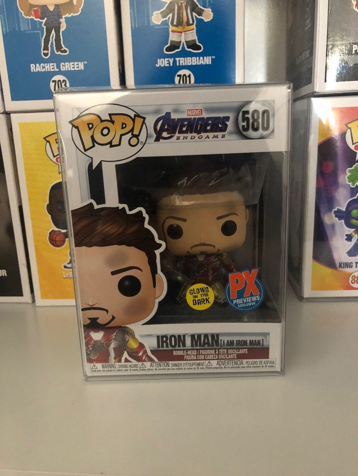 Funko Pop!  iron man #580