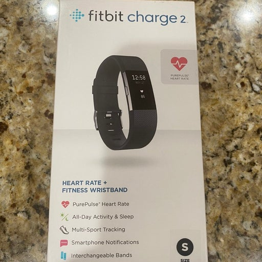 Fitbit Charge 2 Activity Tracker + Heart Rate (Small)