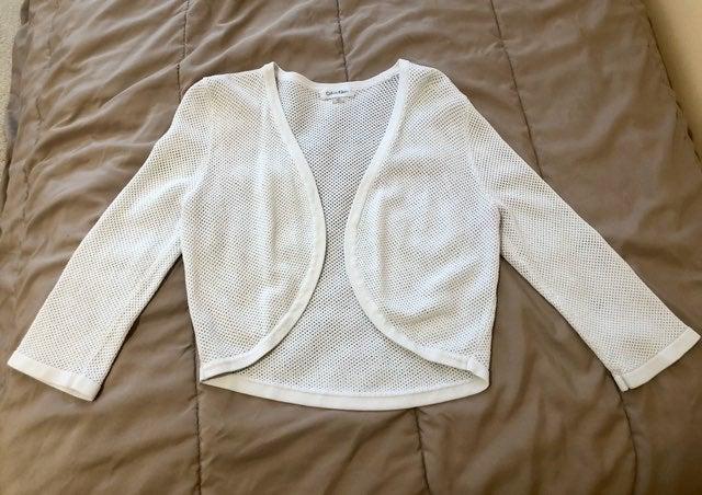 Bolero sweater