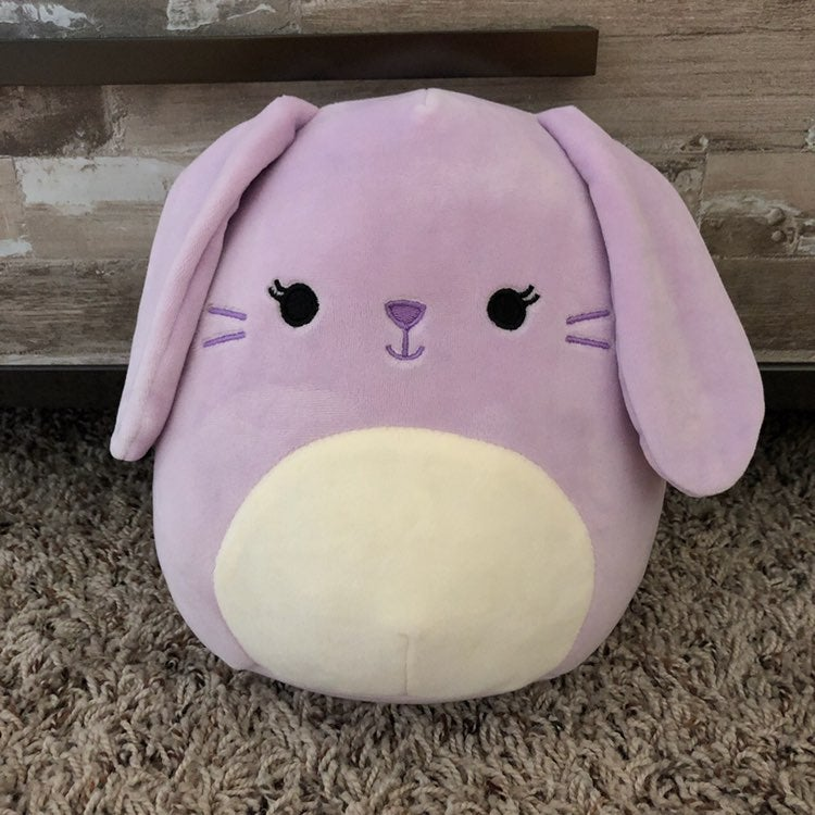 """Squishmallow 8"""" Bubbles the bunny"""
