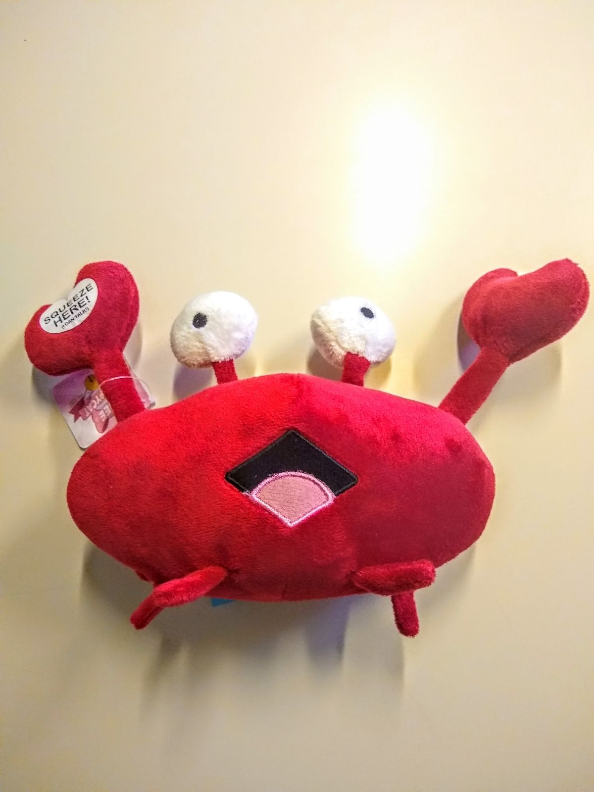 Bee And PuppyCat: Keith the Crab Plush