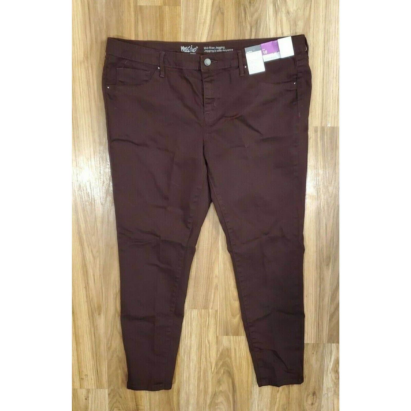 Mossimo Womens Jeggings Size 16 nwt