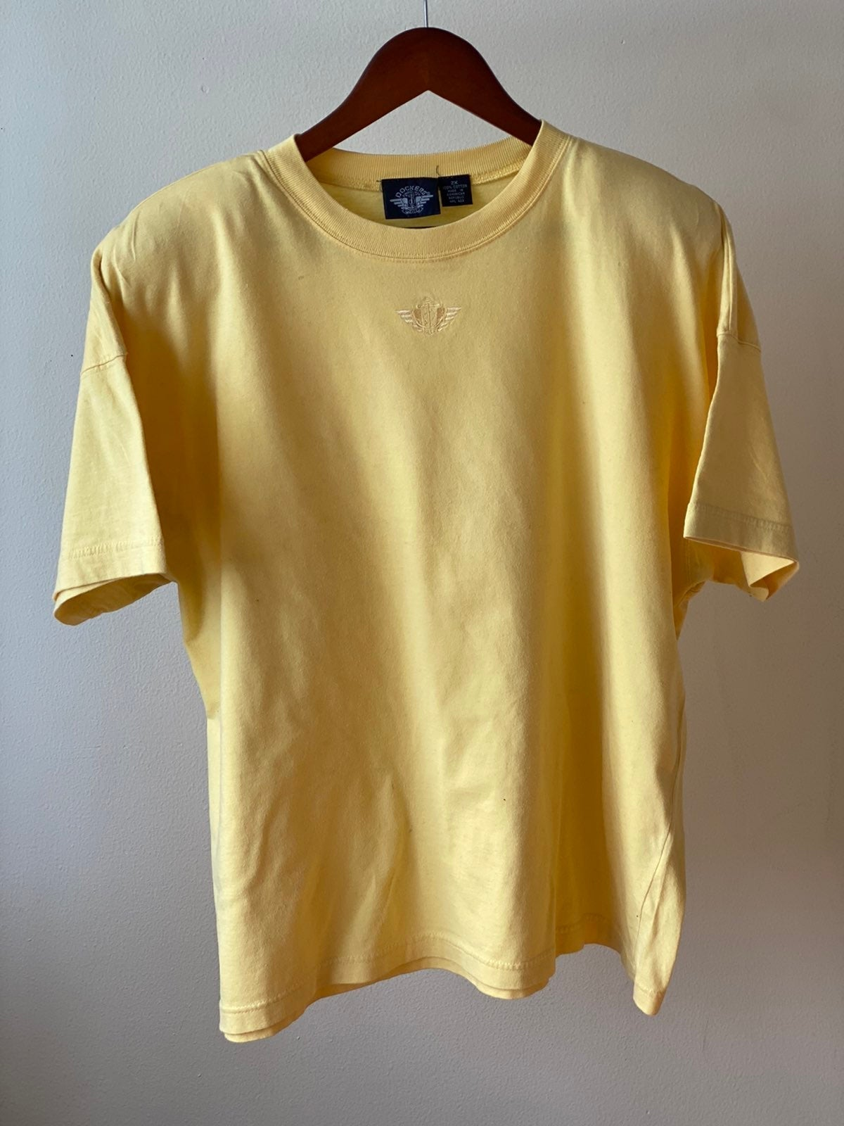 Vtg Womens Dockers Shirt Sz 2XL