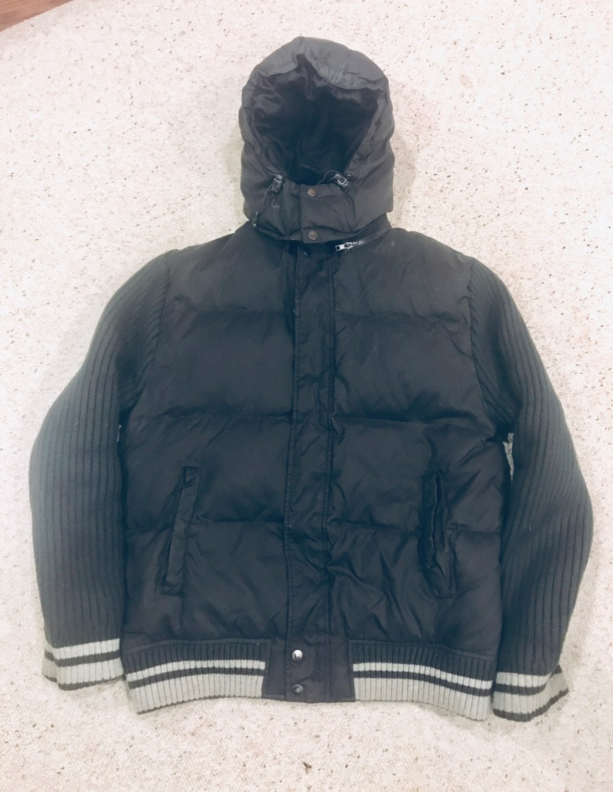 Buffalo Winter Jacket Parka Coat XL