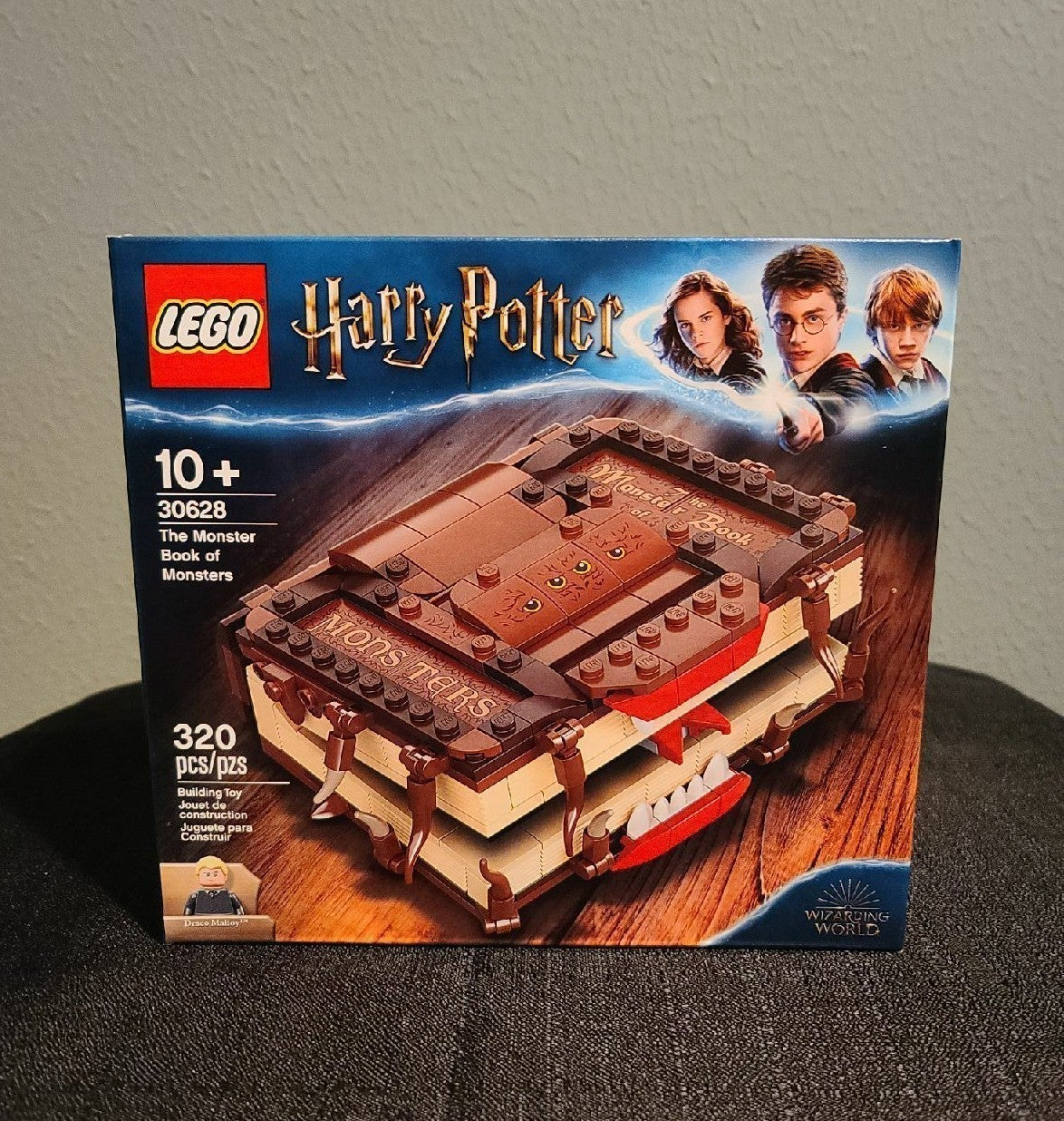 LEGO Harry Potter Book of Monsters 30628