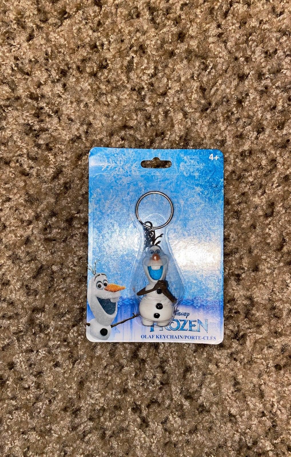 Olaf key chain