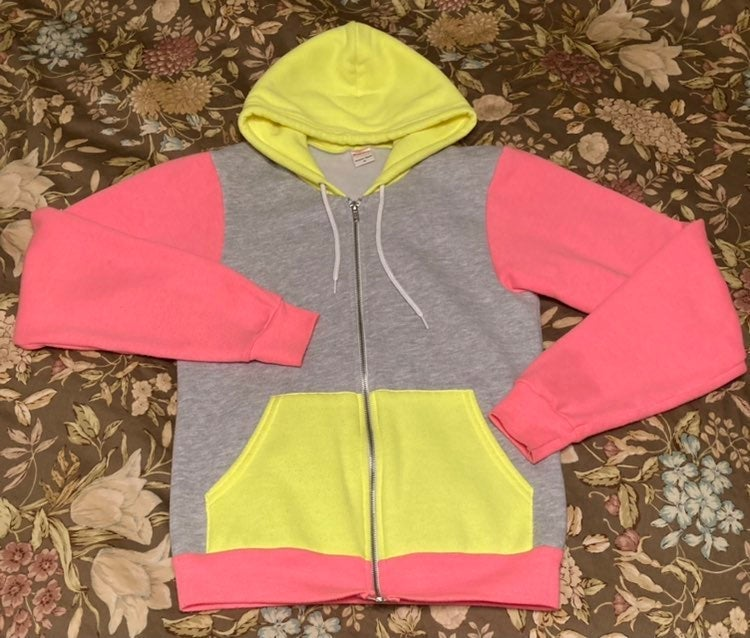 American Apparel Sweatshirt, color~block