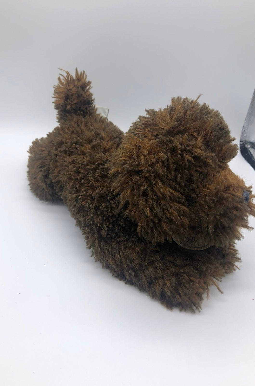 Russ Berrie Yomiko Classics Brown Poodle