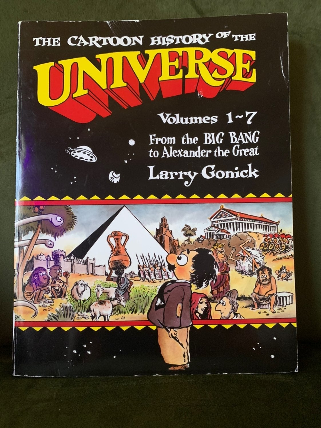 The Cartoon History of the Universe, Vl.