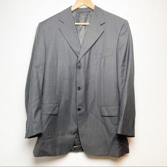 Canali Suit Jacket 56R