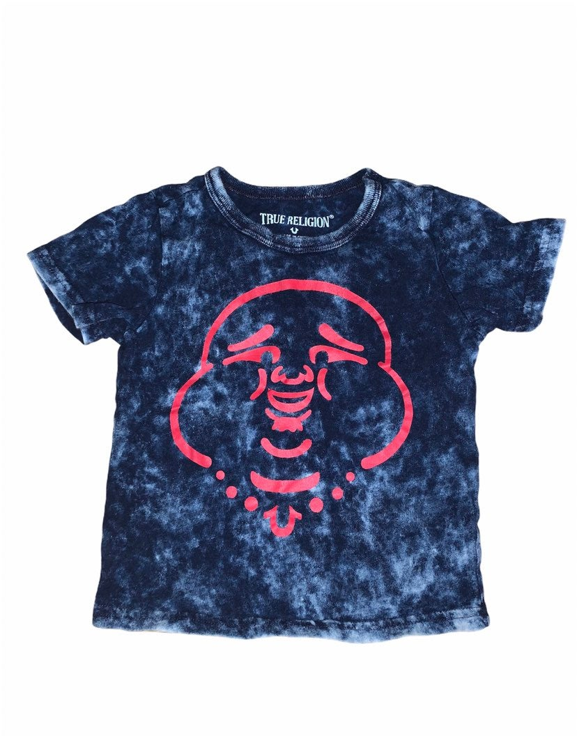 True Religion Toddler Mineral Buddha Tee