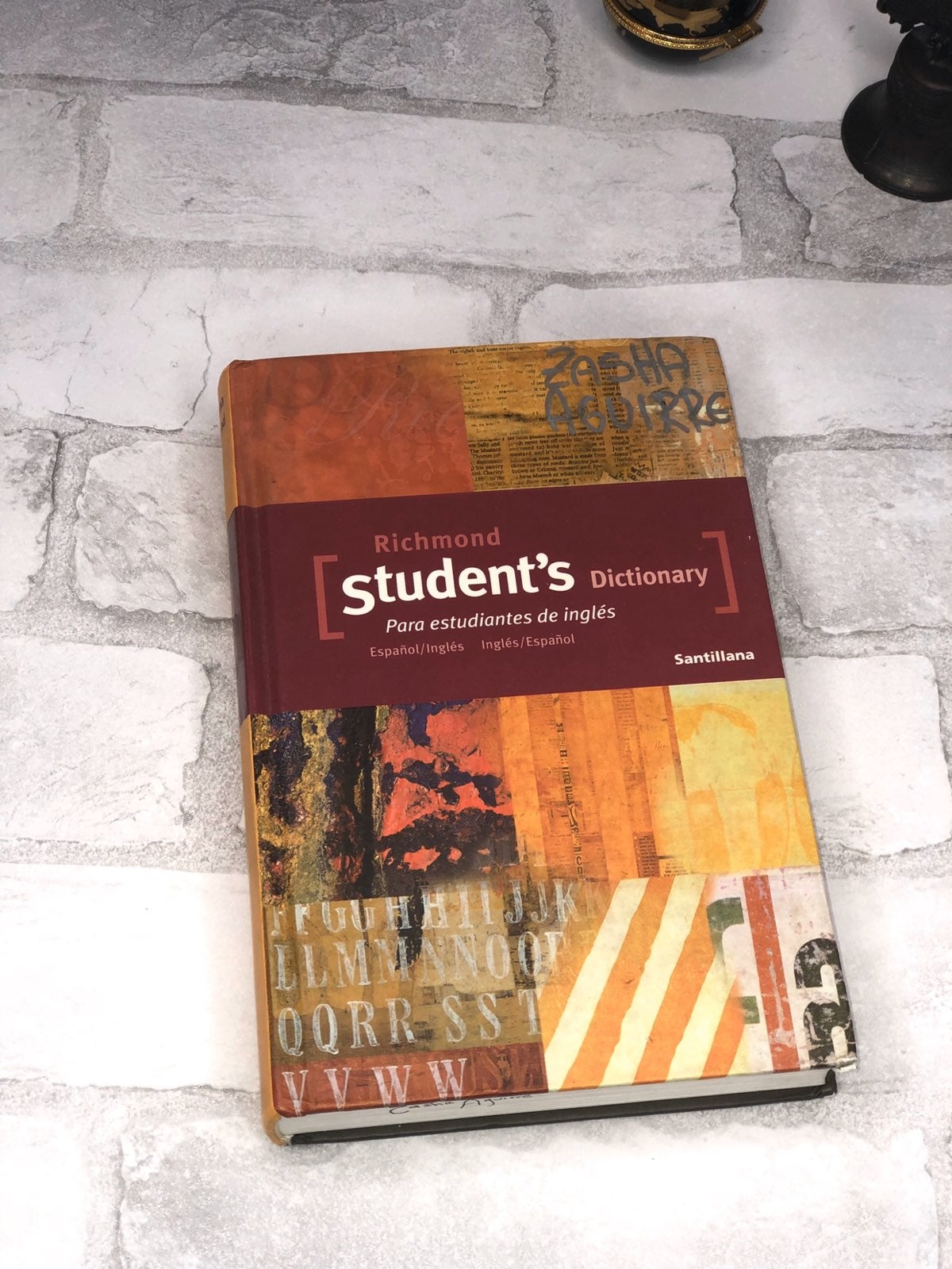Richmond students Dictionary for student