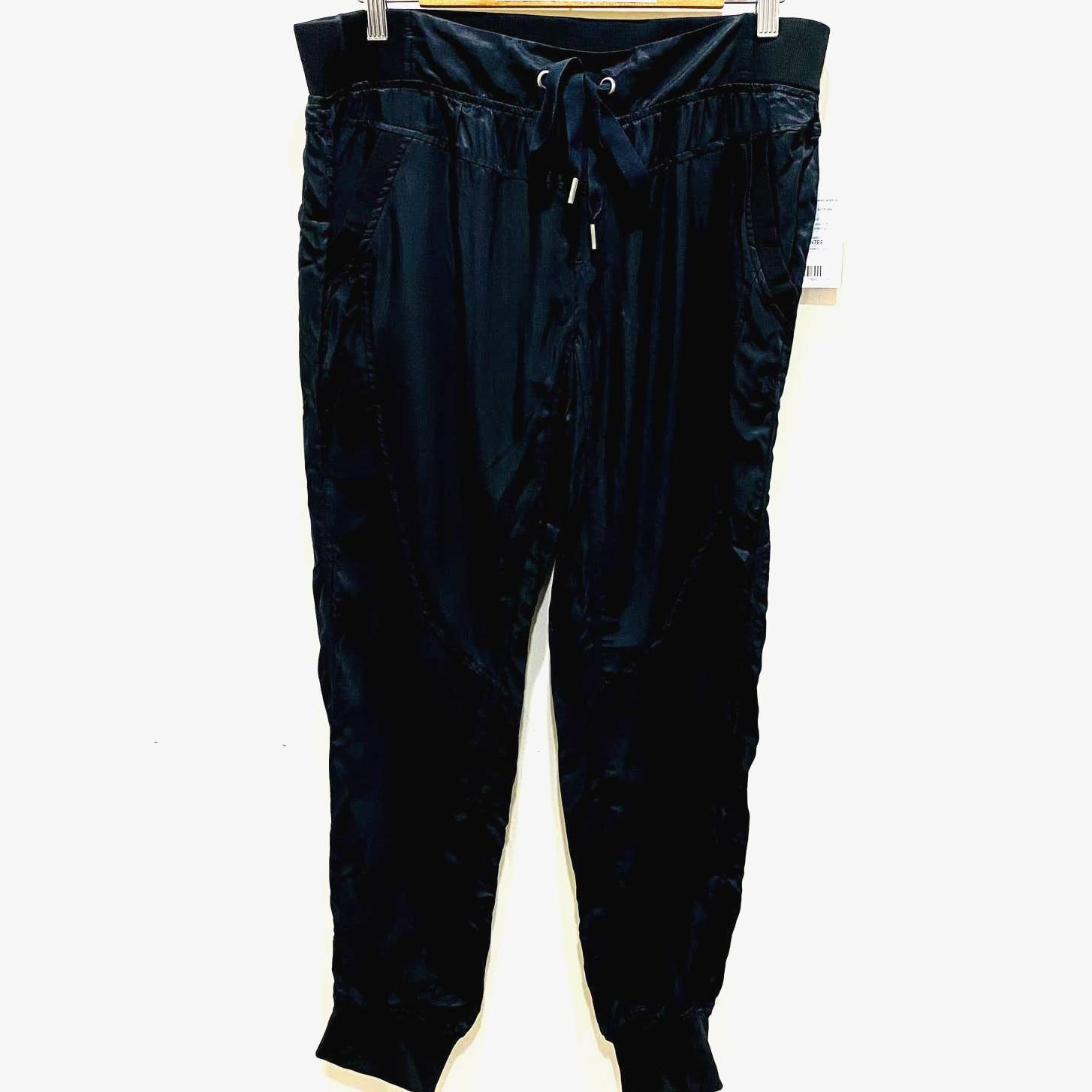 Athleta Black Sutra Jogger Lounge Pants
