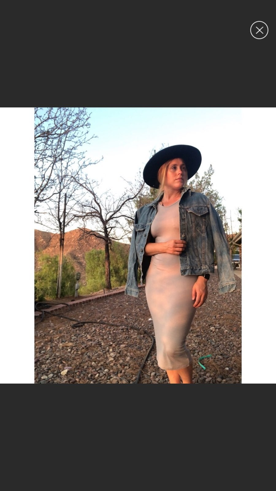 NWT Missguided Midi Bodycon Dress