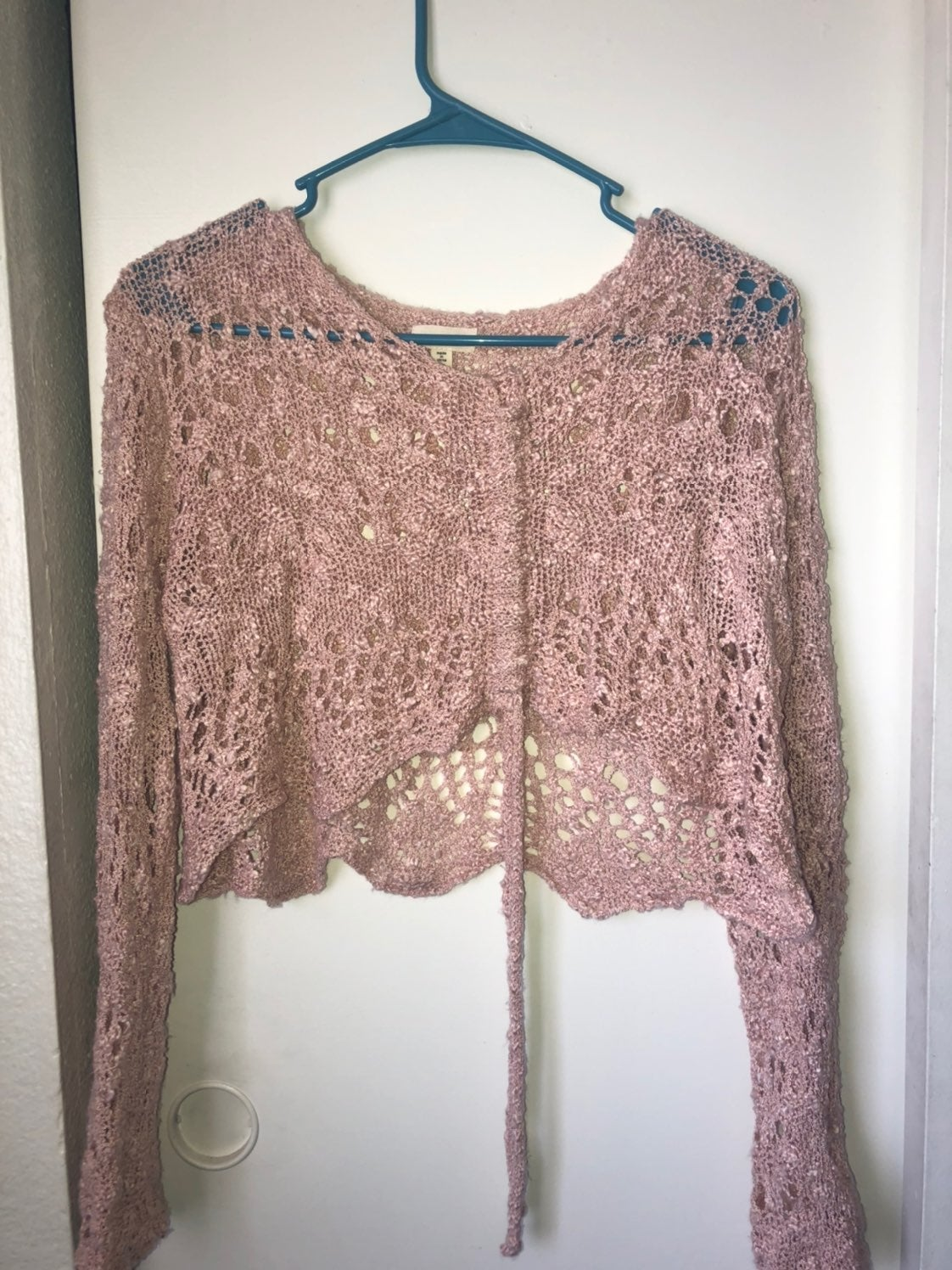 Knit Top for Coverups