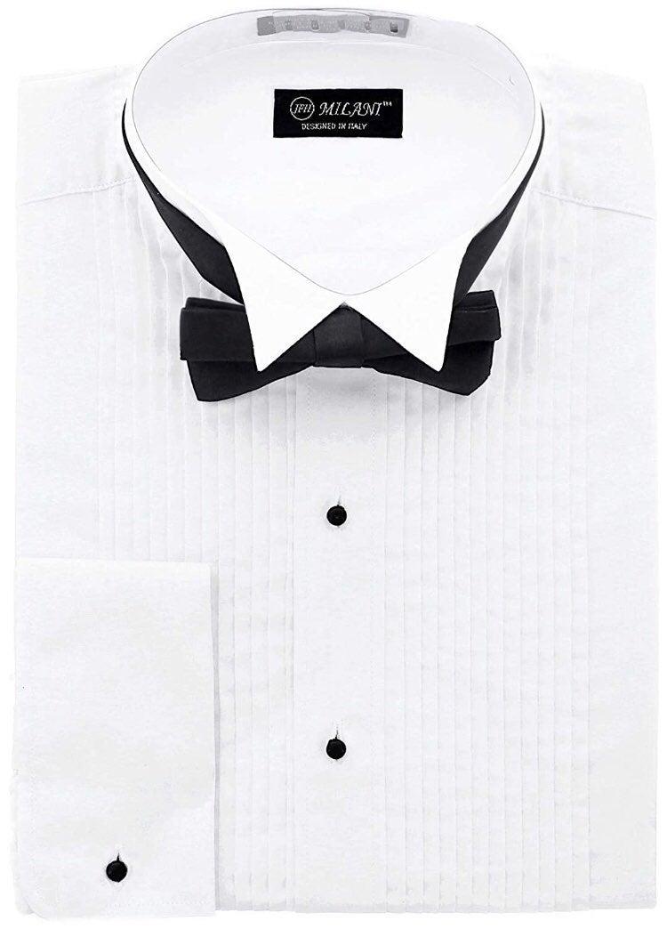 Men's Tuxedo Shirt