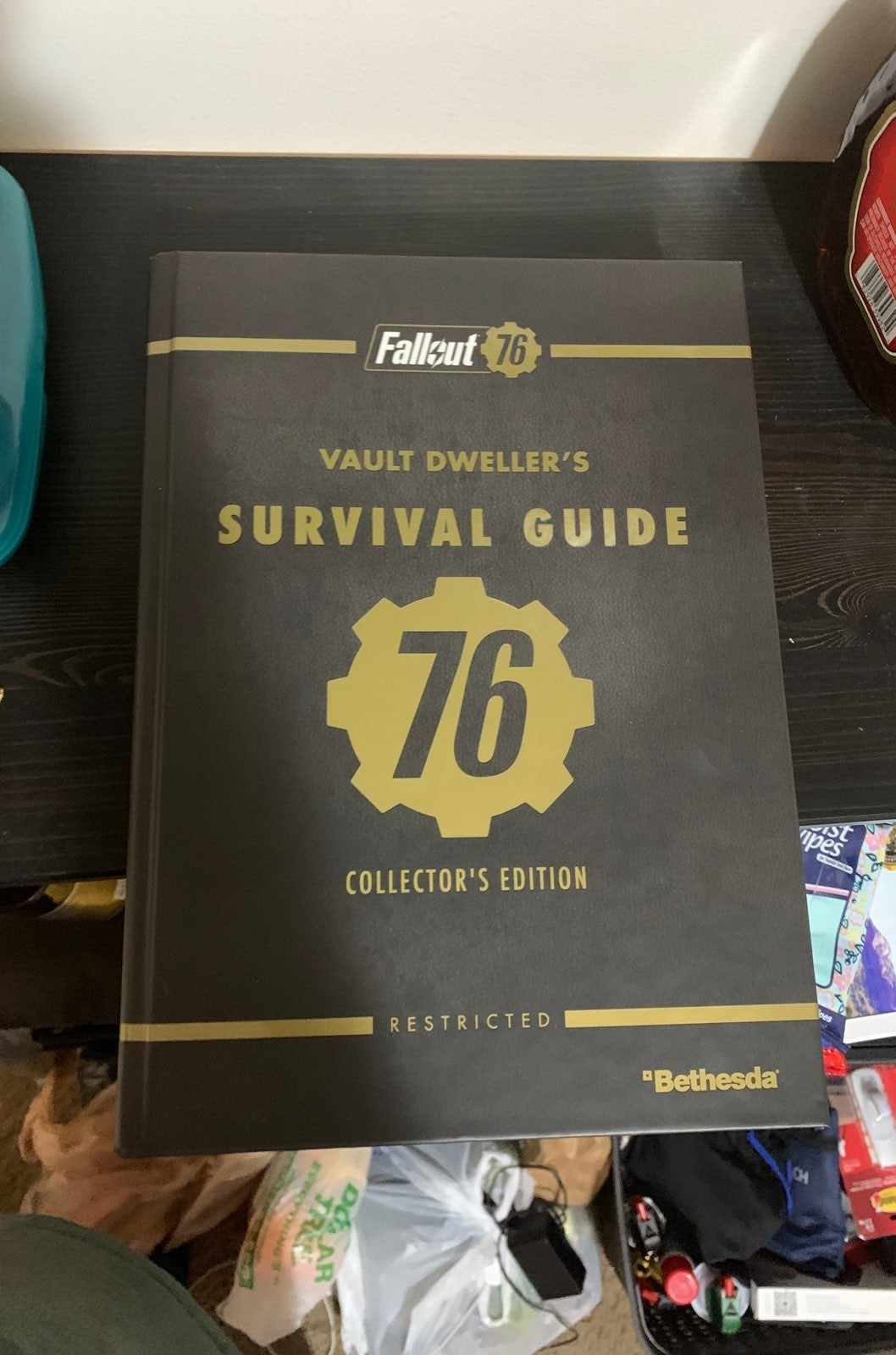Fallout 76 Collecters edition Survival G