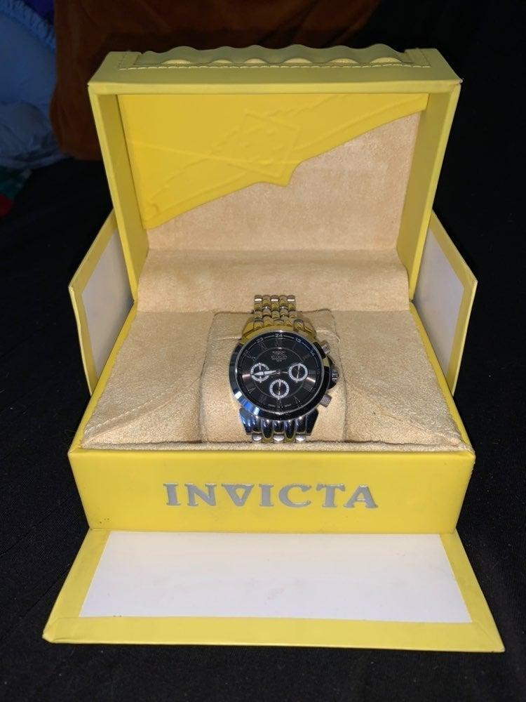 Invicta watch for men
