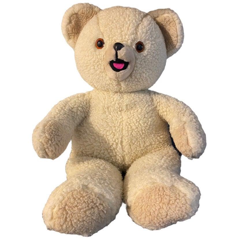 1986 Lever Bros Snuggle Teddy Bear Plush