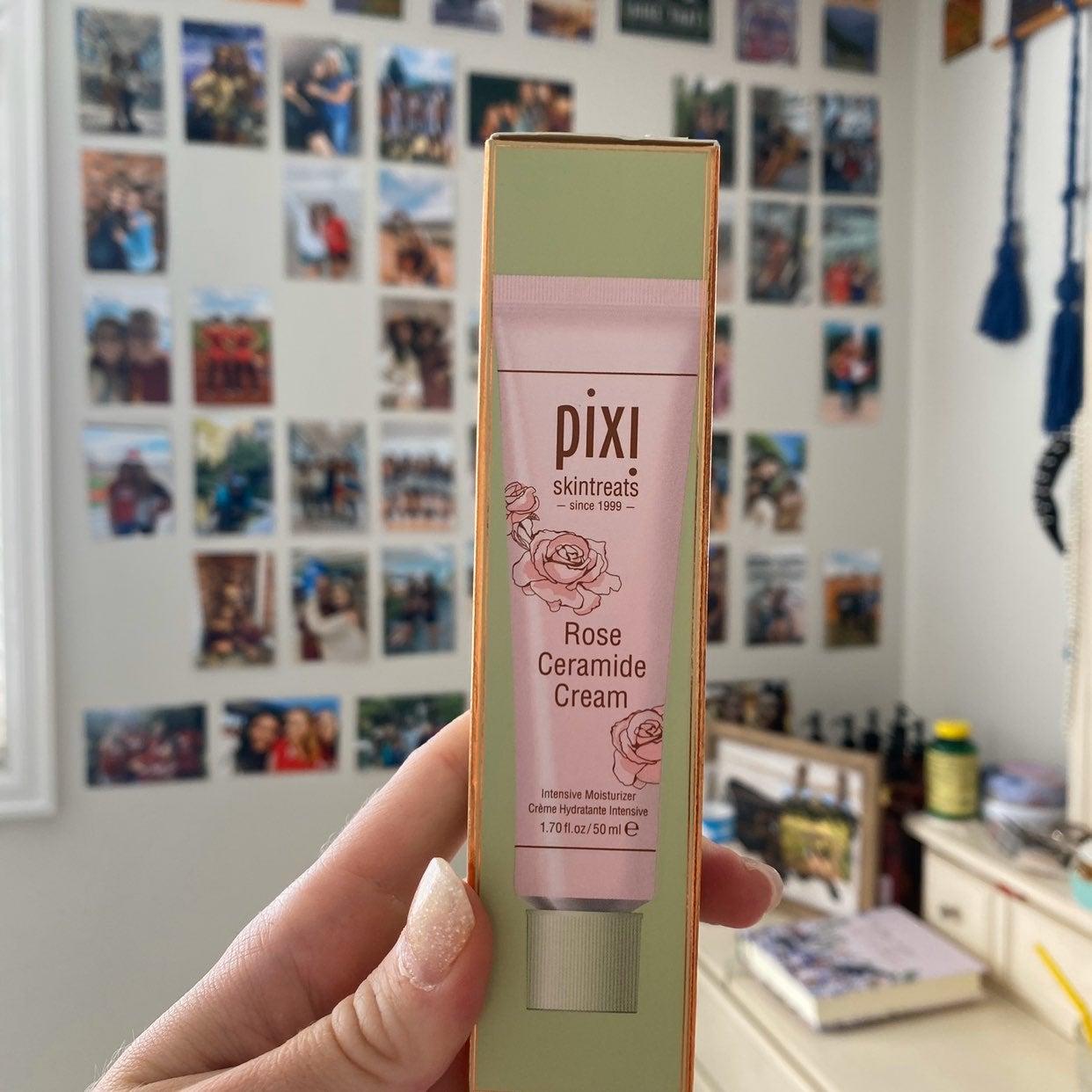 Pixi beauty rose ceramide cream