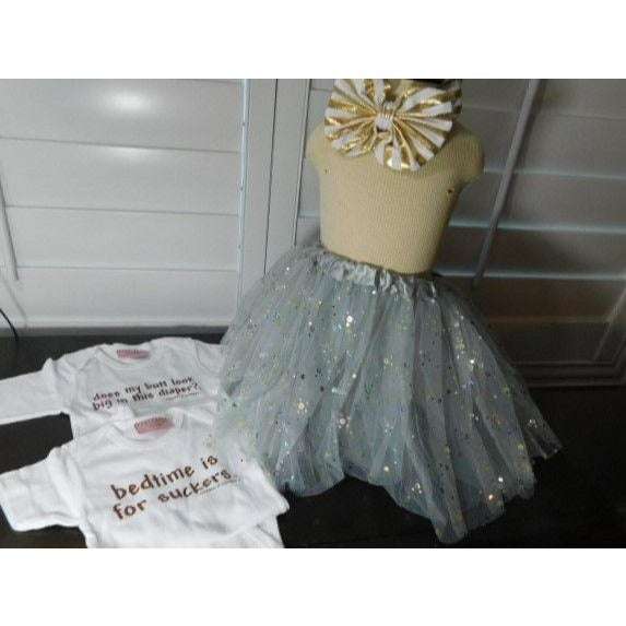 Boutique 12-24 month Girls Tutu Outfit