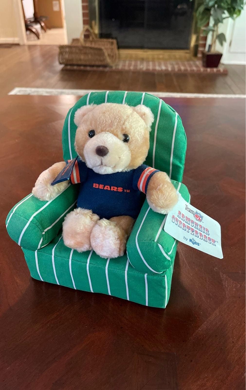 Chicago Bears Armchair Quarterback Plush