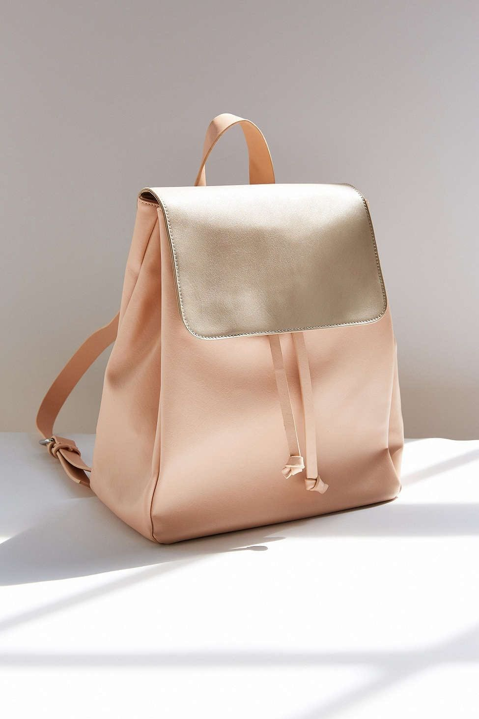 Urban Outfitters Vegan Leather Backpack