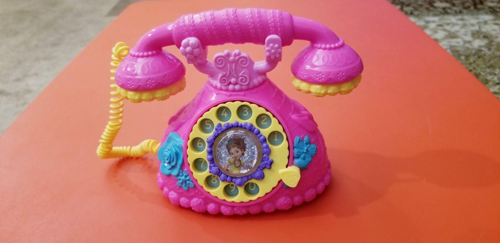 Disney nancy fancy french phone