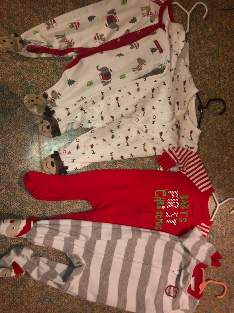 Baby boy holiday clothes