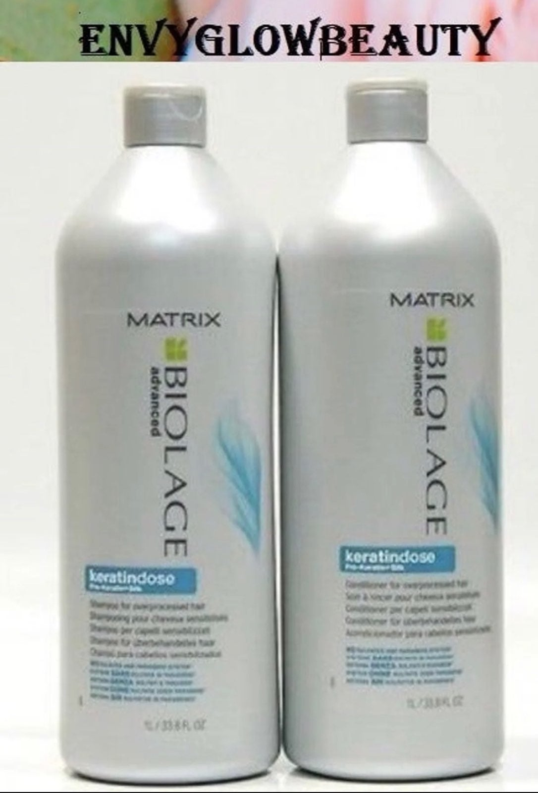 Matrix Biolage KeratinDose Shampoo Liter