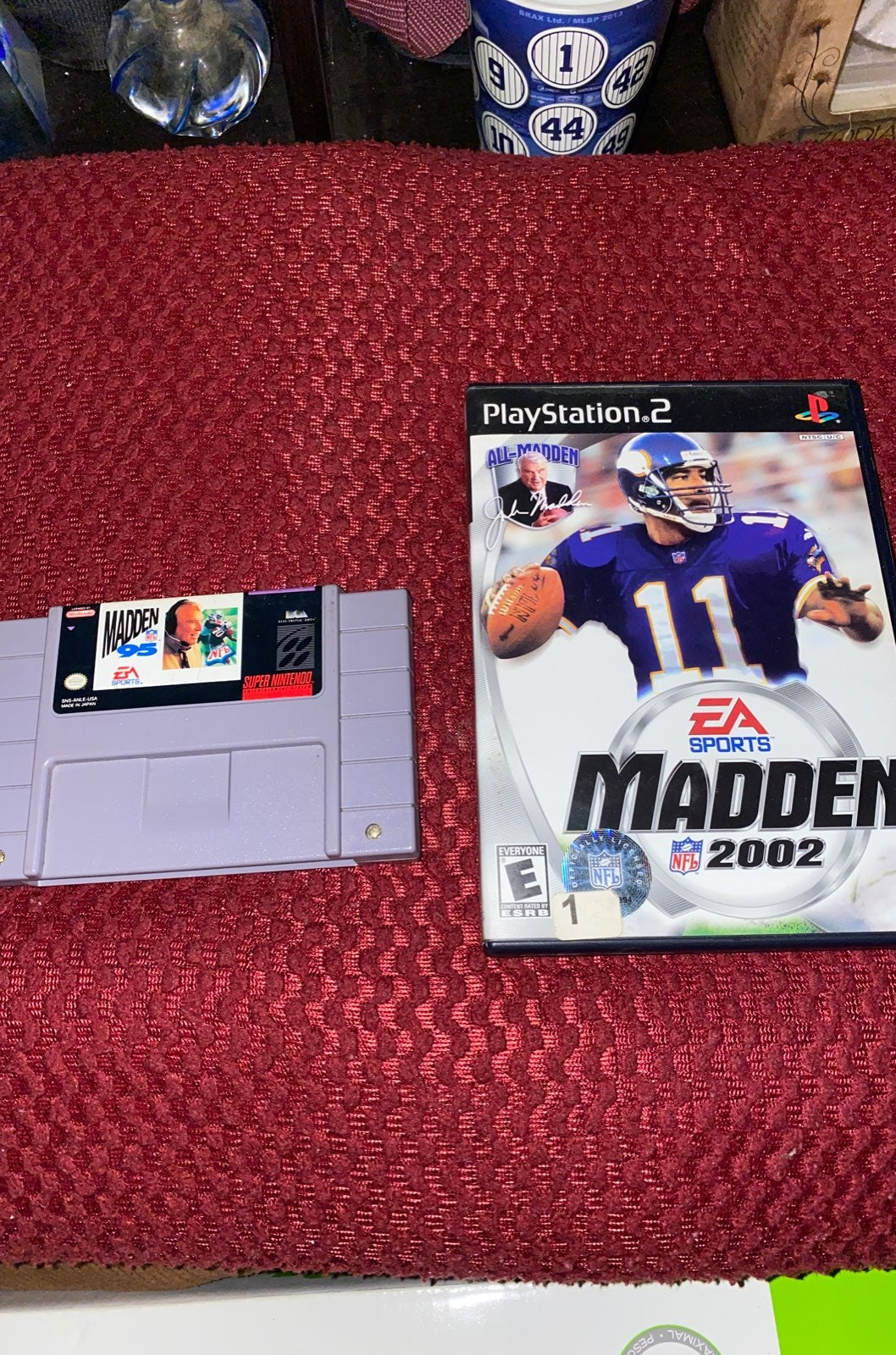 Madden video games