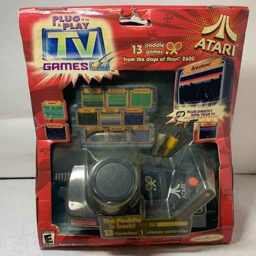 Atari 2600 13 games