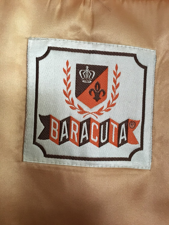 Baracuta Trench Coat Vintage