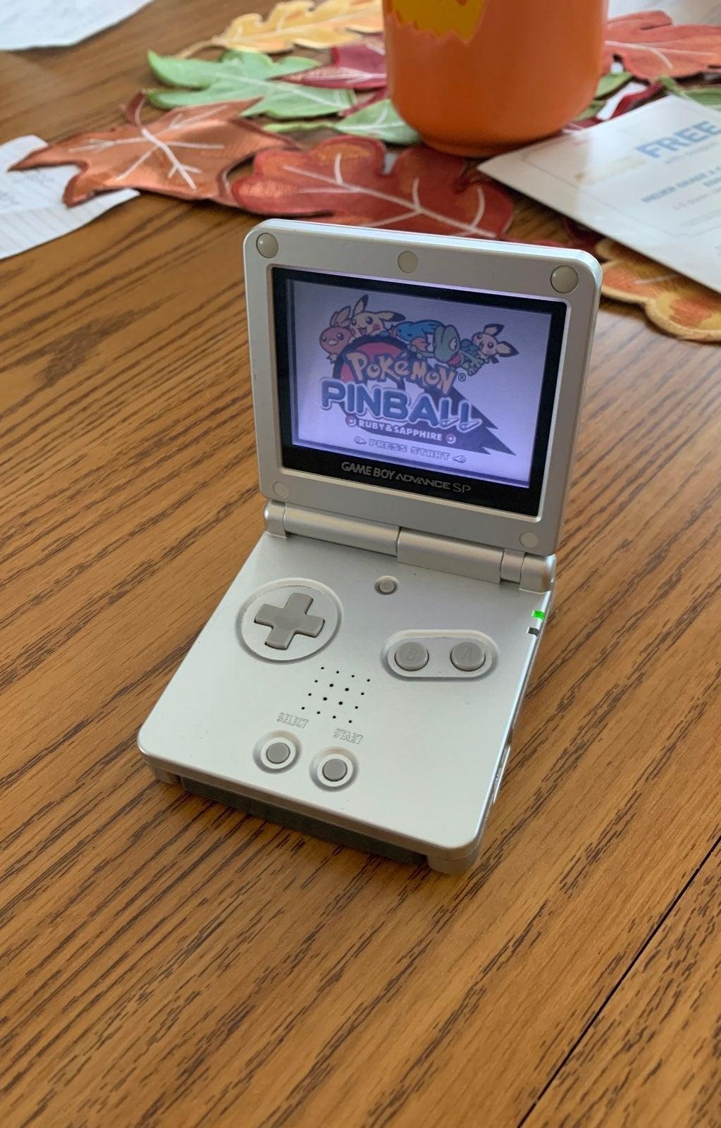 Gameboy Advance SP Set
