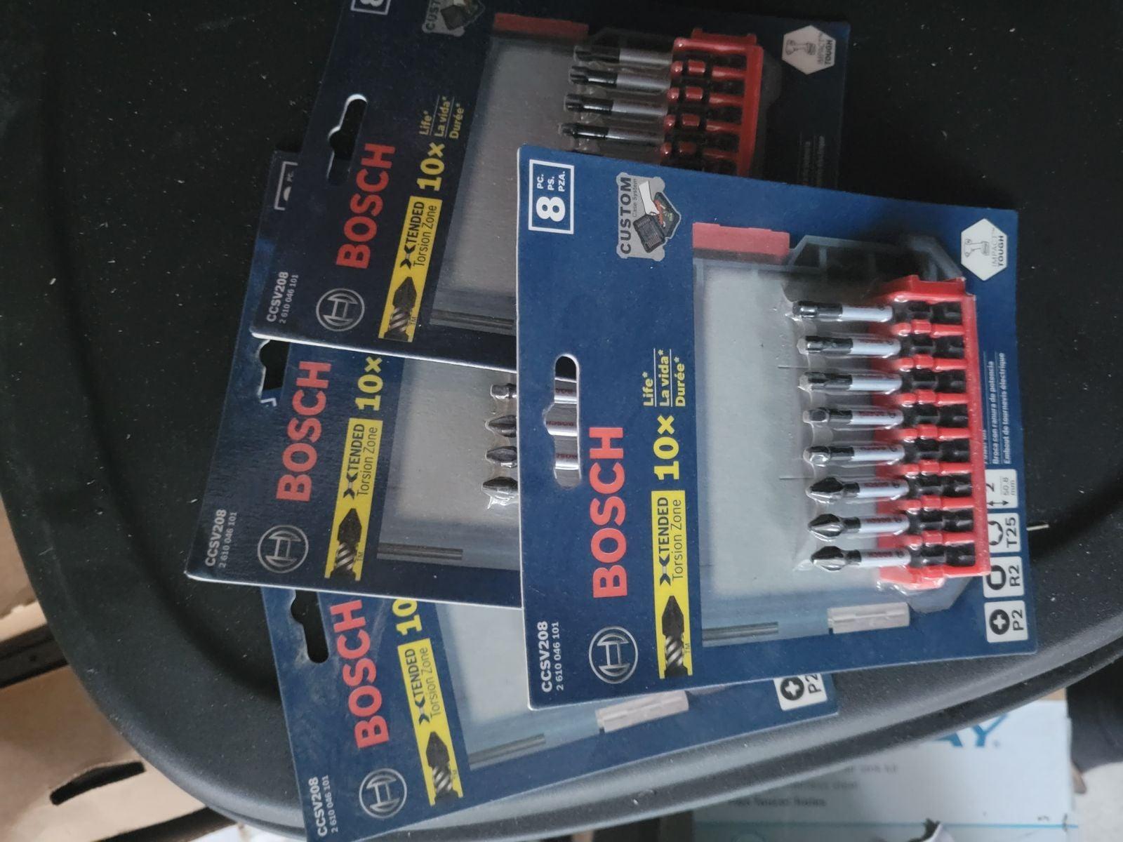 Bosch bits