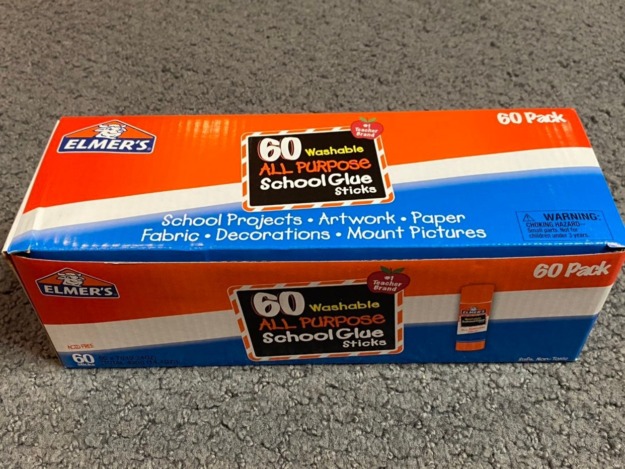 Elmers All Purpose School Glue Sticks 60