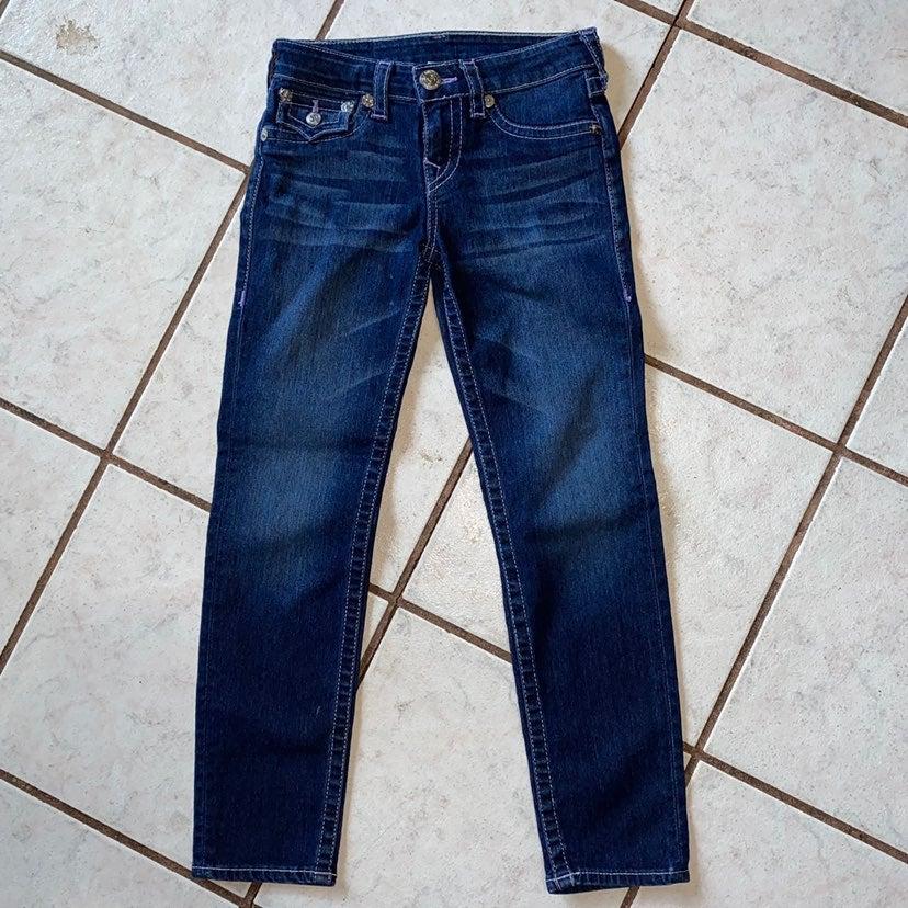 True religion Skinny Jeans girls 8yrs