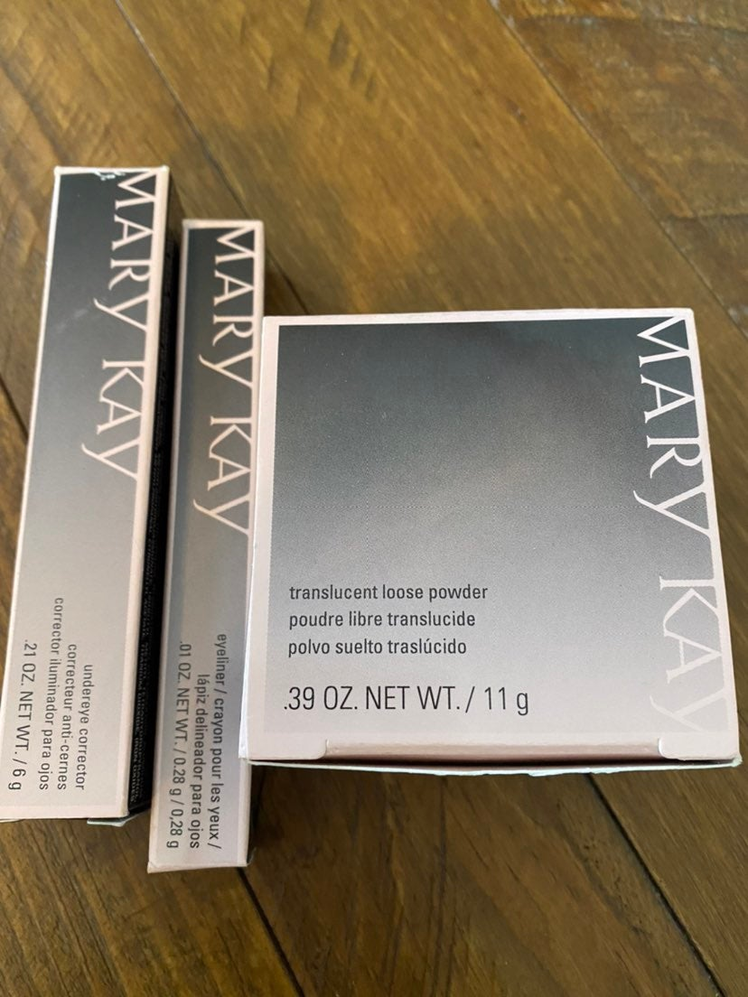 Mary Kay Lot! New in boxes! Free ship