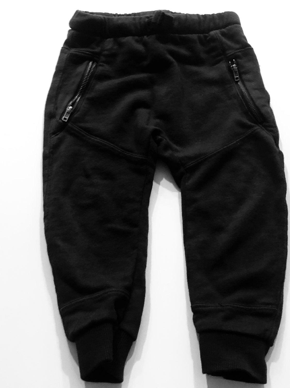 Zara 2-3T  zippered joggers