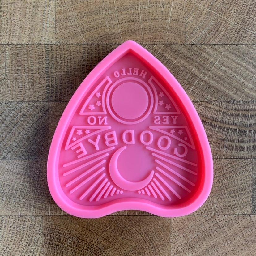 Ouija Planchette Silicone Mold
